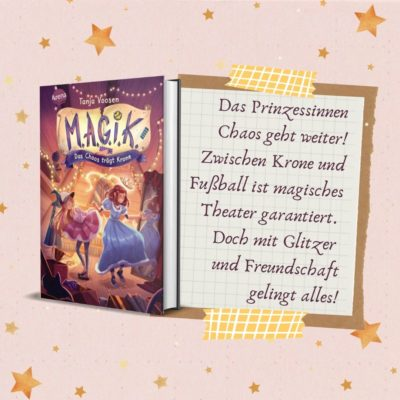 Cover Reveal: M.A.G.I.K. 2